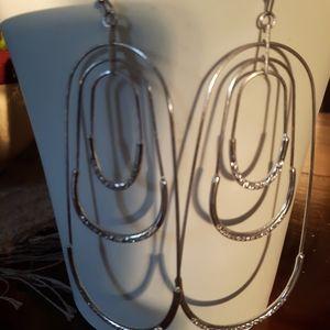 Le Chateau earrings